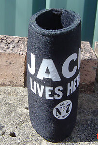 Jack Lives Here Old No 7 Wetsuit Type Can/Bottle Holder  Official Item As New