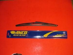 "2009-2010 Fits Kia Borrego 14"" Anco Rear Wiper Blade"