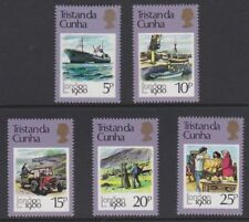 Mint Never Hinged/MNH Ships, Boats Decimal British Colony & Territory Stamps