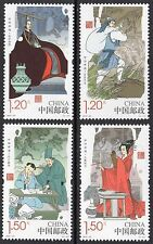 CHINA 2016-29 THE CHINESE FILIA PIETY * stamp set of 4