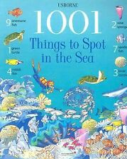 1001 Things to Spot in the Sea by Katie Daynes, Good Book