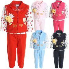 Markenlose Baby-Kleidungs-Sets & -Kombinationen für Mädchen aus Baumwollmischung