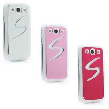 Samsung Galaxy S3 i9300 Alu LED Hülle Cover Case Aluminium Bumper