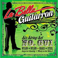 LA BELLA  GUI GUITARRON 6 STRING SET GUITARRON GUITAR STRINGS