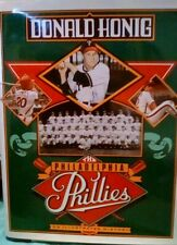 Philadelphia Phillies an Illustrated History by Donald Honig
