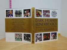 Dark Horses & Underdogs The Greatest Sports Upsets Of All Time Les Krantz DVD