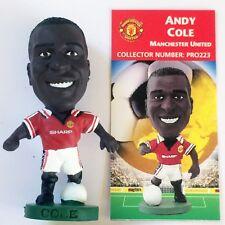 ANDY COLE Man Utd Home Corinthian Prostars 12 Pack Loose/Card PRO223