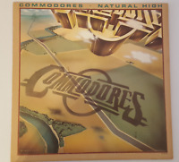 Natural High, Commodores, Vinyl LP Record Album, Good Condition