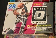 2019-2020 Donruss Optic Basketball (1) Blaster Box Factory Sealed! Zion RC?