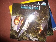 Depeche Mode,A question of time.VG+