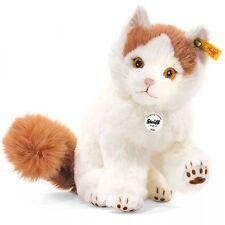 Steiff Niki Turkish Van Cat Ean 099465