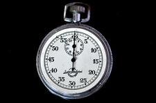 Vtg 1954 russe zlatoust soviétique poche (KIROVSKIE type) watch urss pour réparation