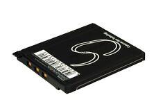3.7 V Batteria per Casio Exilim Zoom EX-Z19BK, Exilim EX-S12, Exilim ex-z29pk NUOVO