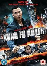 Kung Fu Killer [DVD], Good DVD, Donnie Yen, Teddy Chan