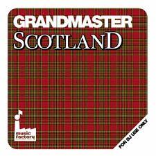 GRAN MAESTRO SCOTLAND MEGAMIX MUSIC DJ CD Inc MARILLION, SIMPLE MINDS e altro.