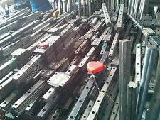 THK NSK IKO SHS, HSR, SR, SSR used linear rails bearings for CNC router