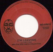 "Lutan Fyah / Cornell Campbell - I'm Leaving / I'll Never Leave 7"""