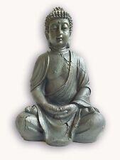 Buddha Figur Buddhafigur Statue Gartendeko – 30 Cm hoch