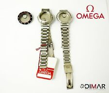LOT CASES/CASES 3 ORIGINALS WOMAN OMEGA TWO WITH BRACELET