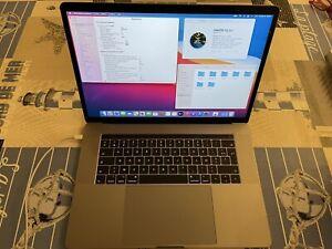 Macbook Pro 15 2017 - A1707 512 16Go i7