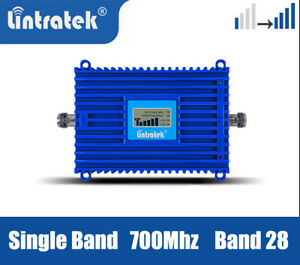 Lintratek B28 LTE Single Band 700mhz Cellular Cell phone Signal Repeater Booster