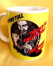 More details for jethro tull too young to rock'n'roll,too young to die 1976-album cover on a mug.