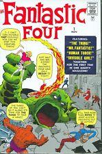FANTASTIC FOUR OMNIBUS VOL #1 HARDCOVER Marvel Comics #1-30 & Annual #1 HC Kirby