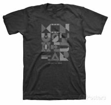 M Short Sleeve Geometric Regular Size T-Shirts for Men