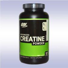 OPTIMUM NUTRITION CREATINE POWDER (300 G) unflavored monohydrate creapure on