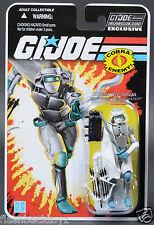2016 GI Joe Cobra Ice Ninja Night Creeper Exclusive Subscription FSS 4.0 MOC