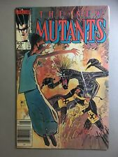 New Mutants #27 Comic Marvel 1985 2nd Appearance Legion Claremont Sienkiewicz