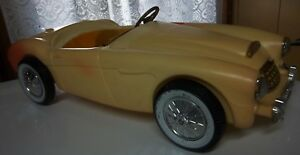 AH AUSTIN BARBIE CAR 2-TONE AUSTIN HEALEY IRWIN PAINT IT YOUR COLORS AUSTIN 3000