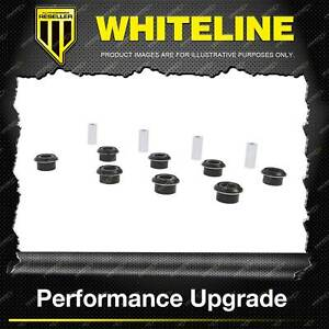 Whiteline Front Control Arm - Upper Bushing for Ford Territory SX SY SZ