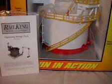 RailKing MTH 30-9189 Shell Operating Storage Tank Train Accessory O-27 MIB New