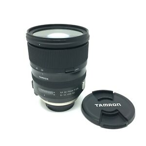 Tamron 24-70mm f/2.8 SP G2 Di VC USD G2 Zoom Lens for Nikon Mount - READ
