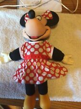 New listing Walt Disney Vintage 14� Minnie Mouse, Adorable, Must See!