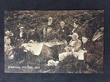 Vintage Postcard - Historical Figures #A12 - Blackcraig 1893 Gladstone Acton ...
