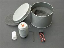 Aluminium LED gear knob stick shift gift set with Honda logo