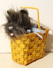 Rubies Wizard of Oz Toto Plush in The Basket Costume Halloween