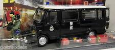 Corgi 1/43 Escala Aprox cc02202 Benz 310 PTU policía táctica Unidad Riot Van Etc Hk
