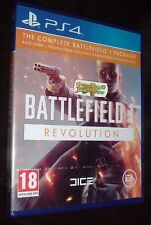 Battlefield 1 Revolution Playstation 4 PS4 NEW SEALED FREE UK p&p UK SELLER