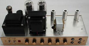 JTM45 30W Gitarre elektronenröhre Verstärker Set DIY Unmontiert Ohne Schrank