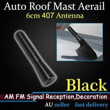 "Renew Black 6cm Stubby Short Aerial 4"" Antenna Suit For Holden Chevrolet Cruze"