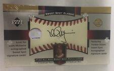 2003 Upper Deck Sweet Spot Classic Baseball Hobby Box Factory Sealed