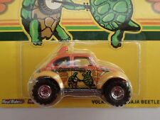 HOTWHEELS GRATEFUL DEAD VOLKSWAGEN BAJA HOT BEETLE ALL STEEL REAL RIDER WHEELS