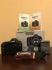 Used Canon EOS 5D Digital Camera Body #587