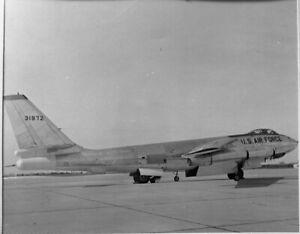 USAF, Boeing B-47 Stratojet, 31972, LARGE size NEGATIVE (COPY)