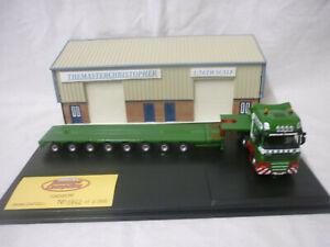 Oxford Diecast/Modern 1:76th Truck DAF Heavy Haulage Cadzow DAF02LL