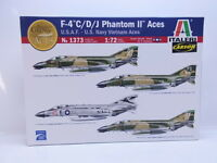 LOT 42052 | Italeri No 1373 F-4C/D/J Phantom II Aces 1:72 Bausatz NEU in OVP