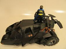 Batman Begins 2005 Tyco RC Jumping BatMobile 27 MHZ  Model HOO61